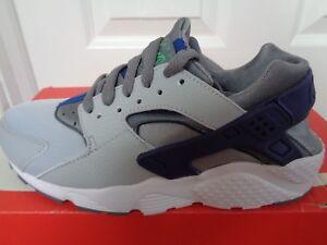Nike Air Huarache Run (GS) trainers shoes 654275 014 uk 5 eu 38 us 5.5 Y NEW+BOX