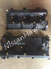 NEW OEM NISSAN PATHFINDER 2002-2004 3.5 ONLY - BOTH VALVE COVERS (2)