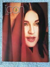 MADONNA Fan Club - Icon Magazine No.30 Excellent