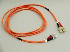 bretella fibra ottica LC-SC Multimode OM2 50/125um 2 mt