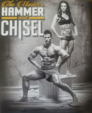Hammer and chisel beachbody 5Dvd set, (1Dvd is Missing)