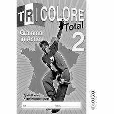 Tricolore Total 2 Grammar in Action Workbook by Michael Spencer, Heather Mascie…