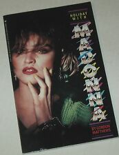 "1985 Madonna ""Holiday With Madonna"" Near Mint by Gordon Matthews"