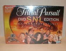 Trivial Pursuit Saturday Night Live SNL Edition 30 Seasons DVD Trivia Board Game