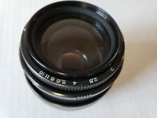 MC Jupiter 9 85mm f/2 M42 SLR #0101557 Excellent Condition!