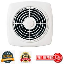 Exhaust Fan Motor 180-CFM Kitchen Bathroom Shop Through Wall Ventilation Fan 509