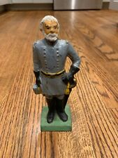 New listing Antique Robert E. Lee Solid Cast Iron Door Stop Civil War General