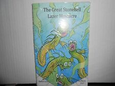 The Great Stonehell Lazer Massacre Michael Curtis North Texas RPG Con 2015 Sig!