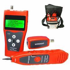 Multipurpose Network Cable Tracker Tester 5e 6e Telephone Coaxial Usb Telecom
