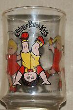 Cabbage Patch Kids 6oz Glass 1984