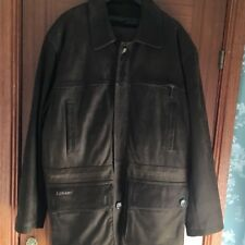 Laksen full elk leather hunting/ stalking/shooting suit jacket & trousers XXL 58