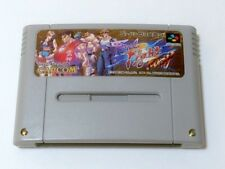 Final Fight Tough for Nintendo Super Famicom SNES action game cartridge tested-B