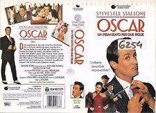 OSCAR - UN FIDANZATO PER DUE FIGLIE (1991) vhs ex noleggio