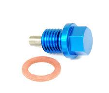Aprilia RS125 Oil Drain Plug Sump Plug Gearbox Drain Screw Blue