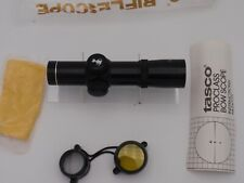Tasco Pro Class 2x22 mm Pistol Bow Scope Blemish Japan 30mm tube