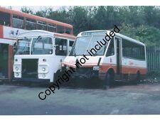 BUS PHOTO: CARDIFF MCW METRORIDER 138 E138SNY