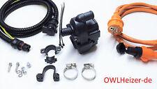 Motorvorwärmer Standheizung Vorheizer 230V 60°C OWL-2S wetterfestes Anschluß-Set