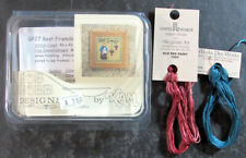 9x Xstitch Kit  BestFriends/Chocolate/Networking/GiftBox/FlipFlops/Bear/Kat-JK11