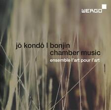 Ensemble l Art pour l Art - Jo Kondo: Bonjin/Chamber Music, Jo Kondo (CD)