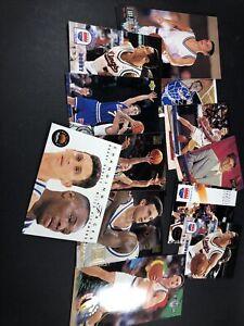 Bobby Hurley Rookie Lot Sacramento Kings Mint 12 Cards Hoops Topps Fleer TSC