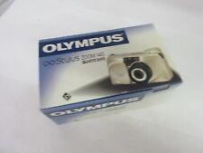 Olympus Zoom 140 Sku 50332 Used No Charger Original Box M-544