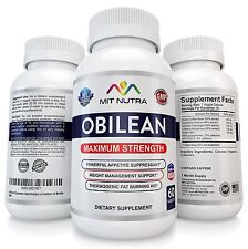 3CT OBILEAN Lose Weight Like Adipex 37.5 Diet Pills For Women And Men That Work