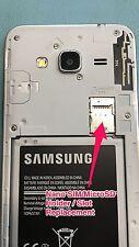 REPAIR SERVICE for Samsung Galaxy J320P Nano SIM Tray Slot Holder Replacement