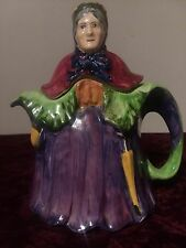 Little Old Lady 1930s TeaPot Made in England