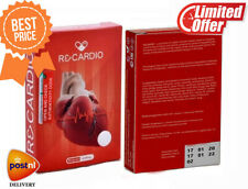 ReCardio Hypertension Capsules Heart Herbal Natural Supplement Blood Pressure