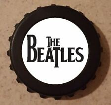 "The Beatles Bottle Opener Refrigerator Magnet 3"" B22 Kitchen Bar Gift"