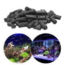 10g Black Activated Carbon Aquarium Fish Tank Filter Media Biological Clearing A