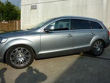 Audi q7 tipo 4l0 de reducción para aire conducción obra Airmatic