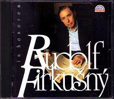 Rudolf Firkusny honorem: Mozart Piano Quartet k.478 cd pianoforte quartetto Supraphon