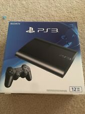 Brand New Sealed Sony PlayStation 3 12GB System PS3 Rare