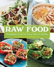 Raw Food : A Complete Guide for Every Meal of the Day by Irmela Lilja and Erica…