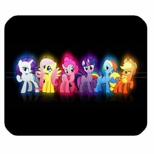 My Little Pony Rectangle Non-Slip Rubber Gaming Mouse Pad