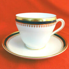 SPODE KNIGHTSBRIDGE COBALT Tea Cup & Saucer NEW NEVER USED made England Y5783J
