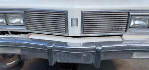 1980-85 Oldsmobile Delta 88 Grille & Custom Cruiser Grille Inserts