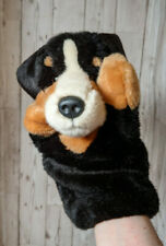 """Hamleys Dog Puppy Cute Hand Puppet Soft Toy Pup Approx 9"""""""