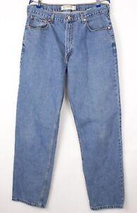 Levi's Strauss & Co Hommes 550 Décontractée Jeans Jambe Droite Taille W36 L34