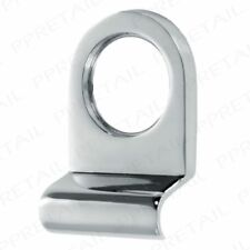 POLISHED CHROME CYLINDER PULL FOR FRONT DOOR RIM LOCK FITS YALE/ERA NIGHTLATCH