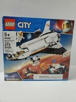 LEGO City 60226 Mars Research Shuttle Building Kit - 273 Pieces Brand New Sealed