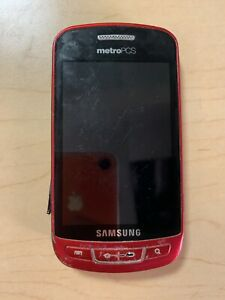 Samsung Admire SCH-R720 - Red (MetroPCS) Smartphone FOR PARTS