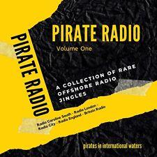 Pirate Offshore Radio Jingles Volume 1 Caroline London England Studio Quality