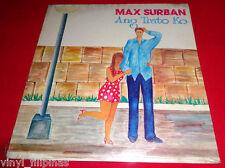 PHILIPPINES:MAX SURBAN - Ang Trato Ko LP,SEALED,OPM,Novelty,Visayan Pop,RARE!!!