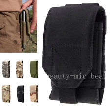 Belt Pouch Bag Tactical Holster Molle Hip Waist Wallet Purse Zipper Phone Case