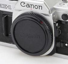 Canon Bouchon Originale Pour Boitier Argentique Monture FD (Réf#X-063)