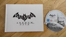 Batman: Arkham City Collector Edition case (Sony PlayStation 3, 2011)