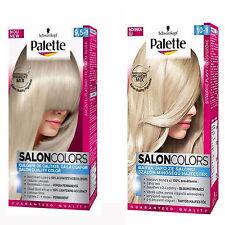 Schwarzkopf Palette Salon Permanent Hair Colour Silver Blonde or Platinum CHOOSE