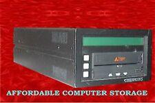 Cybernetics CY-8102 90GB AIT-2 External TAPE DRIVE LVD SDX-500V SONY LCD